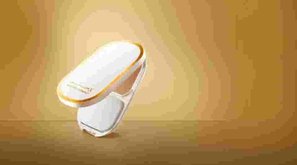 小白盒粉饼