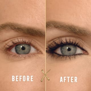 VOLUME INFUSION MASCARA before after img
