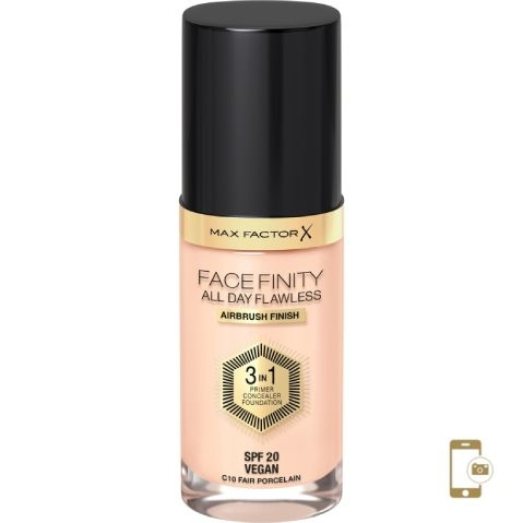 Facefinity All Day Flawless Foundation
