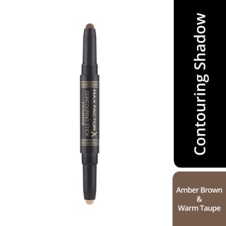 002 Warm Taupe & Amber Brown