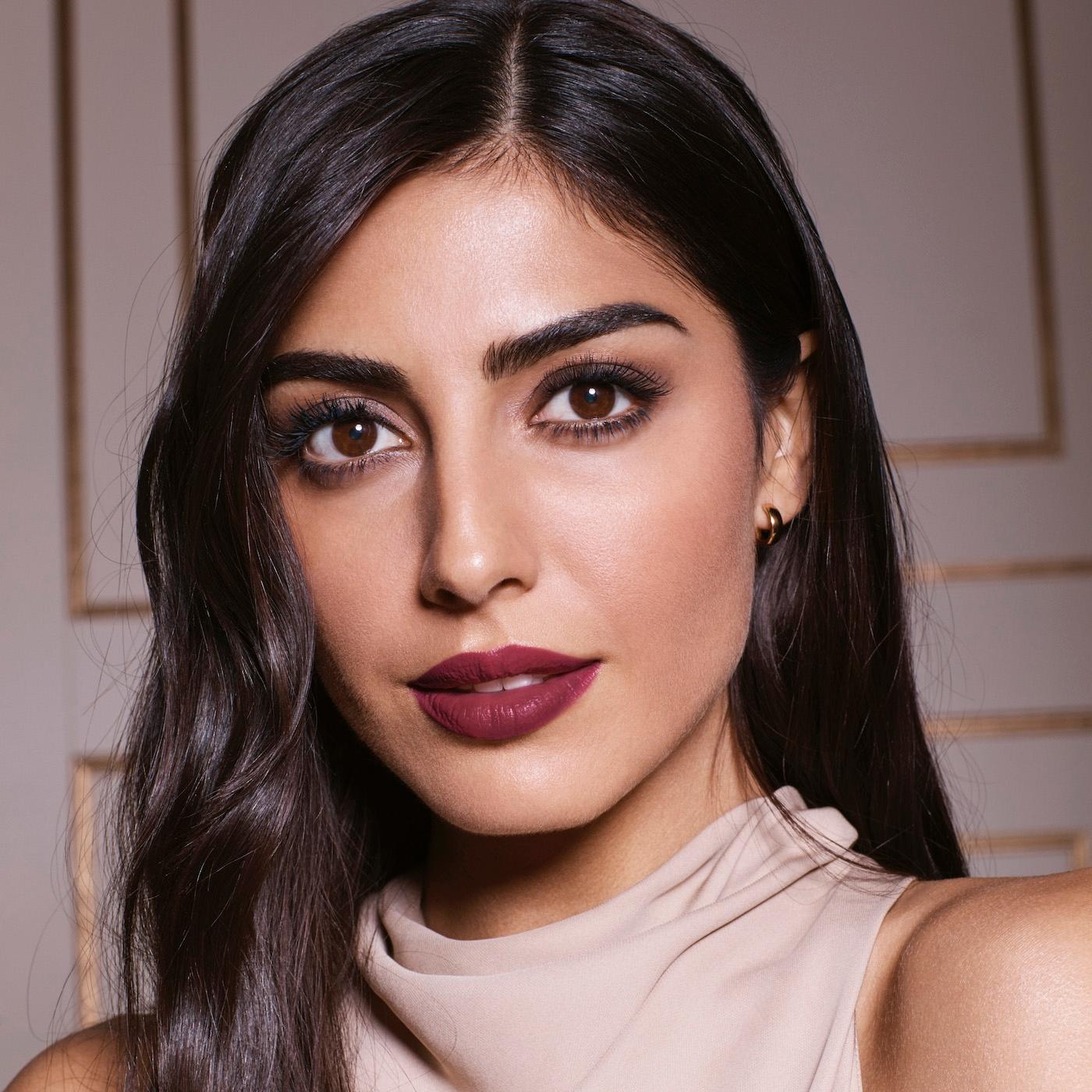 Welcher braune augen lippenstift braune haare Lippenstift passend