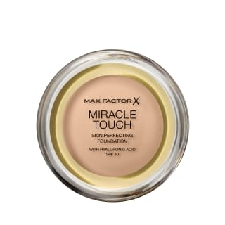 Miracle Touch Foundation in Golden Ivory 43