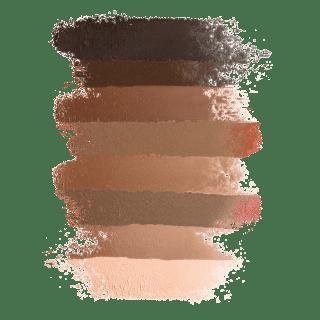 Masterpiece Nude Palette Matte Sunset INT swatch