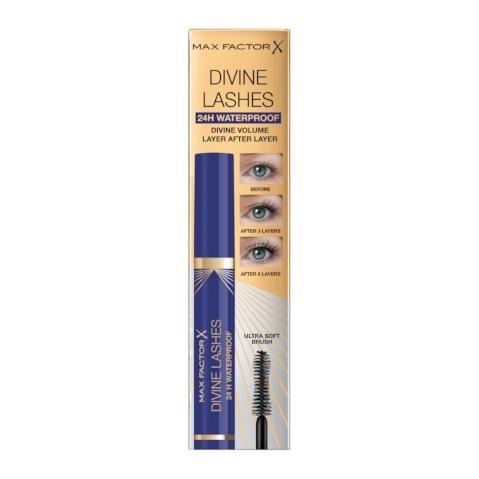 Divine Lashes Waterproof Mascara