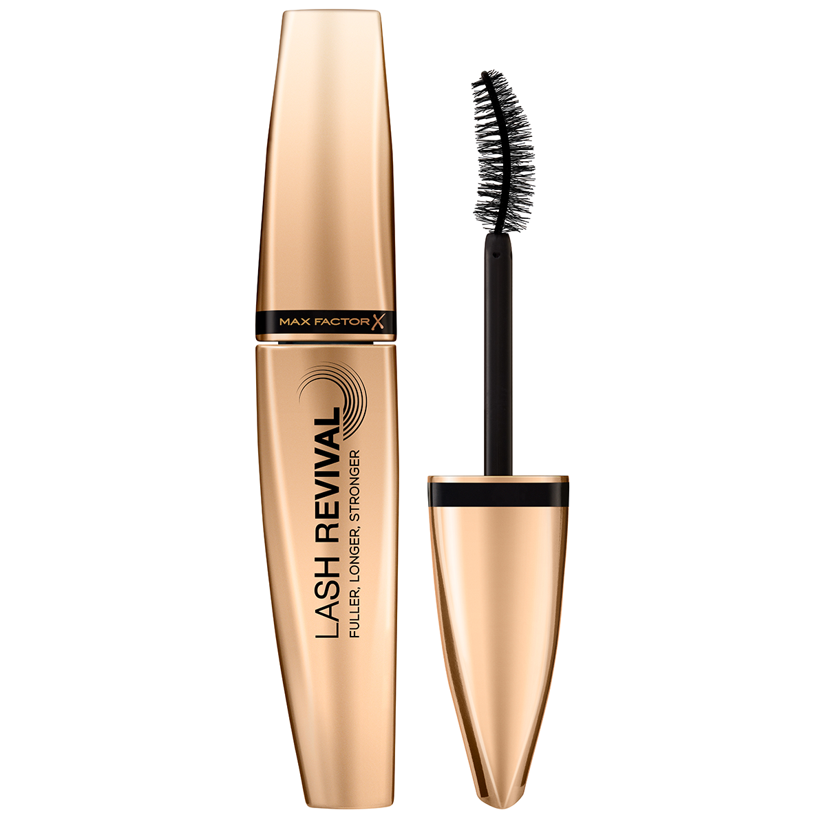 LASH REVIVAL MASCARA BLACK packshot open