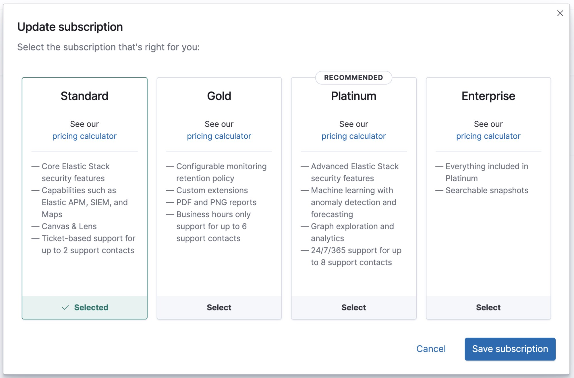 Elastic Cloud subscription and billing enhancements come to AWS ...