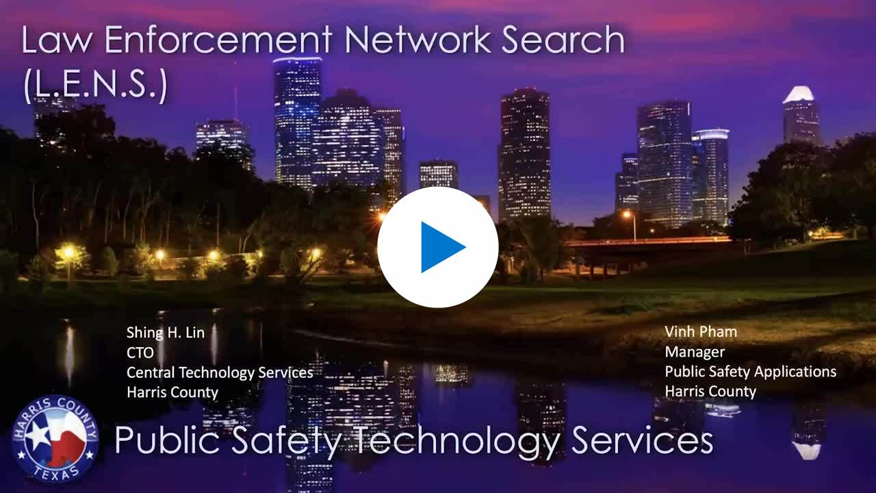 Watch the full talk from the Harris County CTO