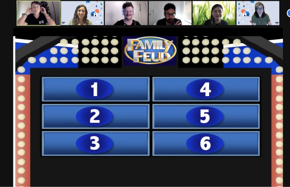 Virtual Family Fued