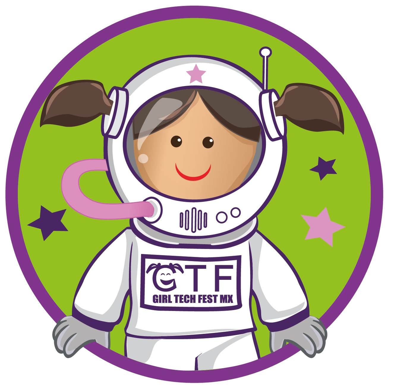 Girl Tech Fest Logo