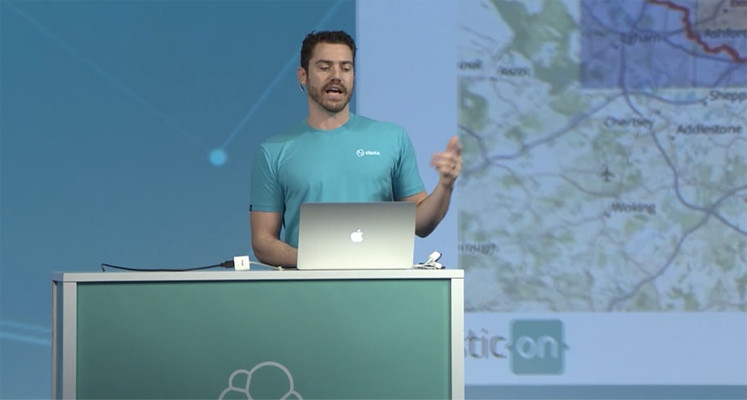 Video for Geospatial Data Structures in Elasticsearch and Apache Lucene