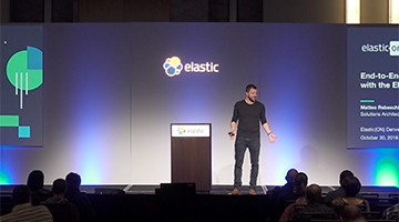 Video for End-to-End Security Analytics with the Elastic Stack
