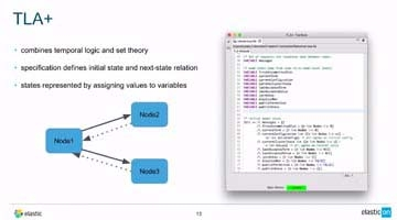 Video for Reliable by Design: Formal Methods for Distributed Systems