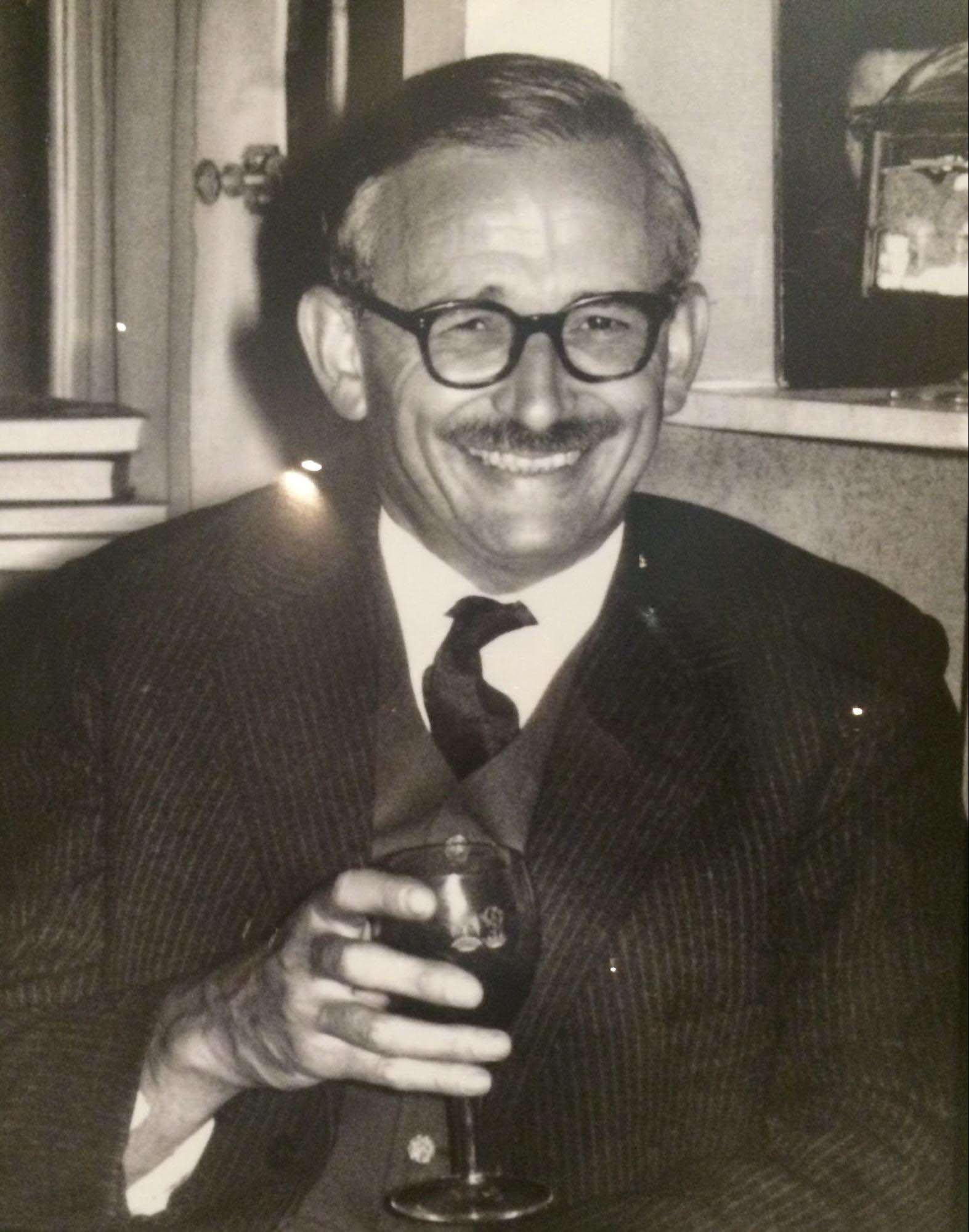 Samantha's grandfather