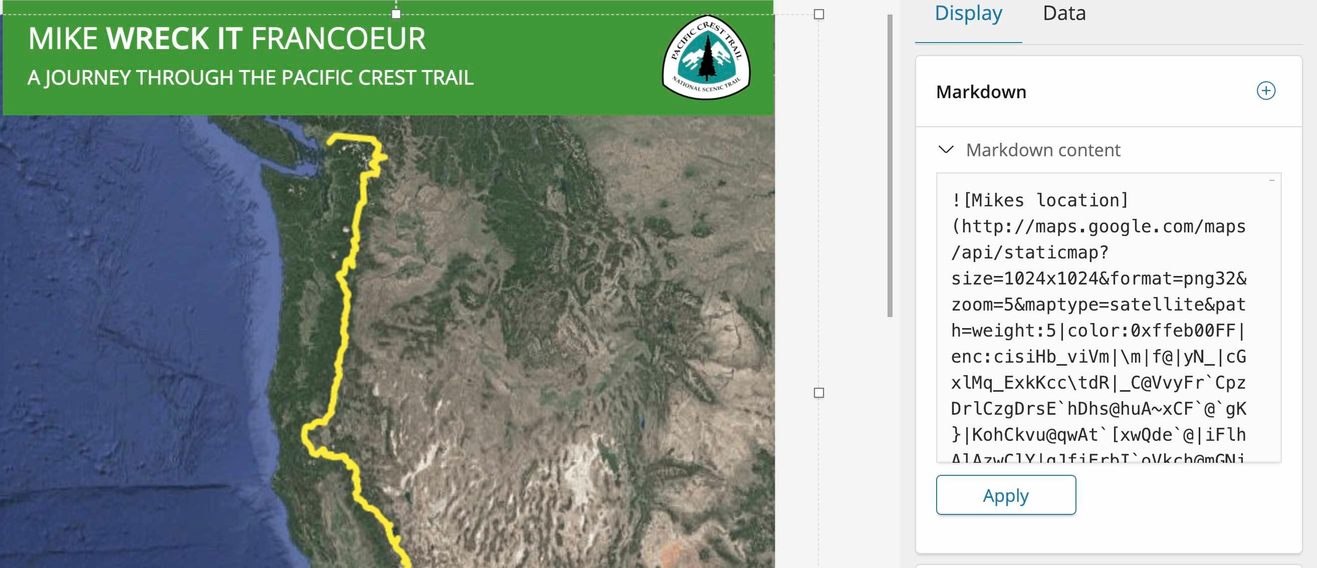 Hiking the Pacific Crest Trail with the Elastic Stack - Part ...