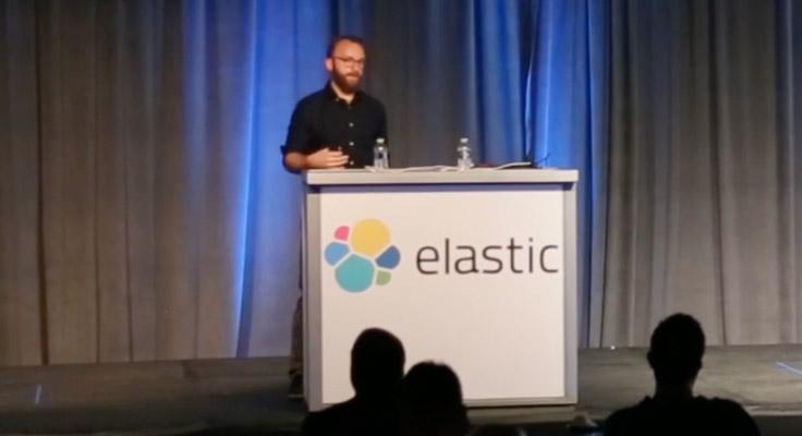 Video for Elastic @ E*Trade