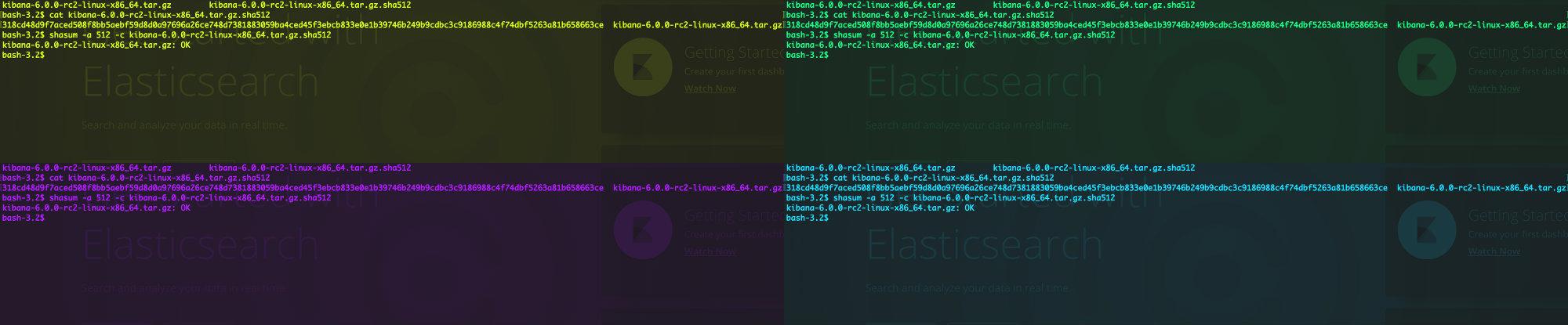 SHA-512 checksums for Elastic Stack artifacts | Elastic Blog