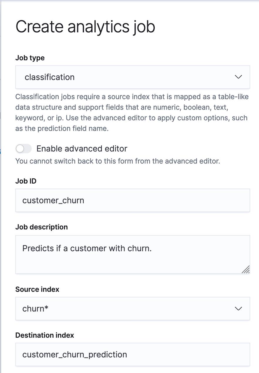 Transform analytics meta data