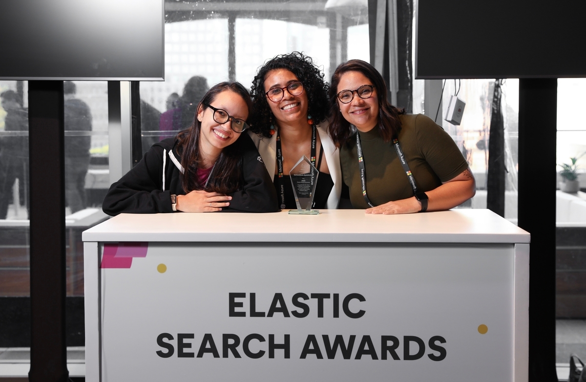 Elastic Search Awards 2020 - Comunidade SysAdminas