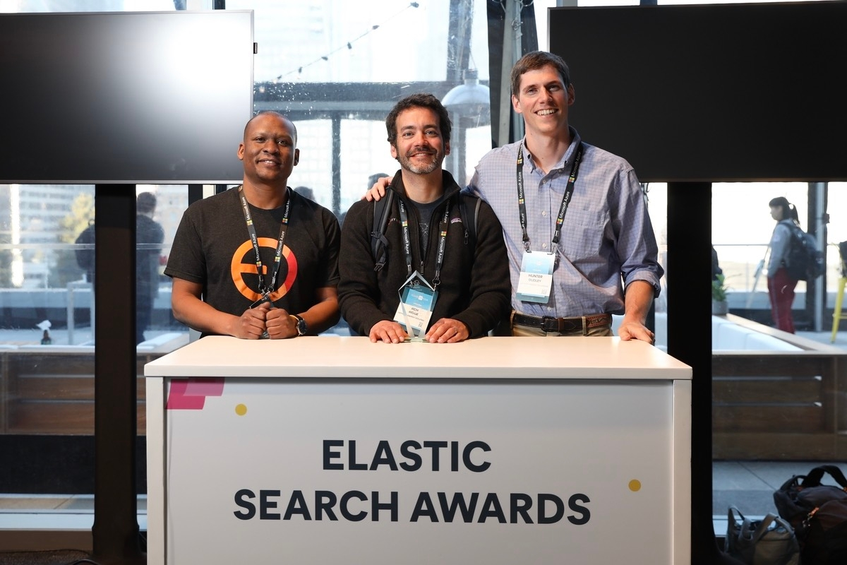 Elastic Search Awards 2020 - Odyssey