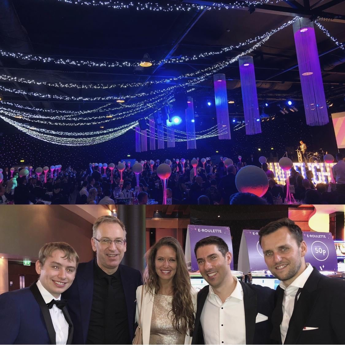 The Candlelighters charity ball