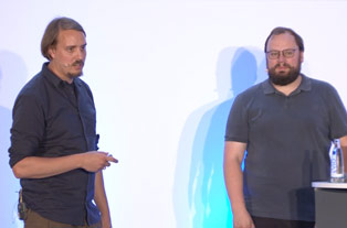 Video for Mindcurv: Using Machine Learning to Detect Anomalies in Kubernetes