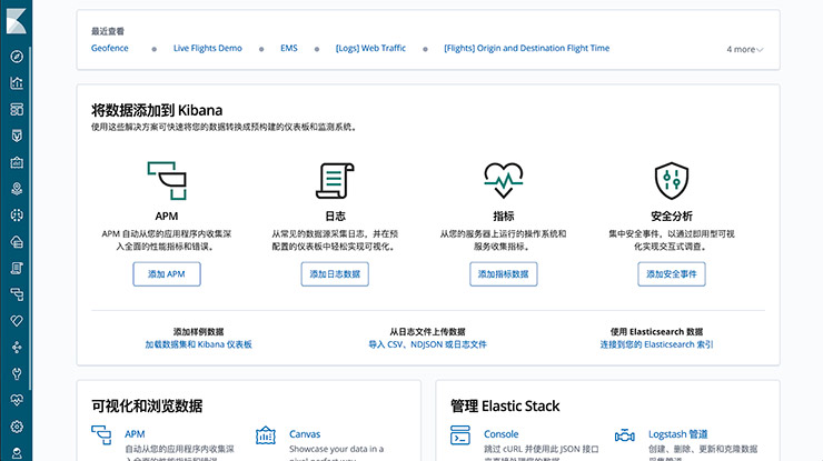 chinese kibana dashboard