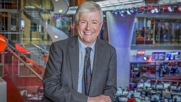 Tony Hall, the BBC director-general