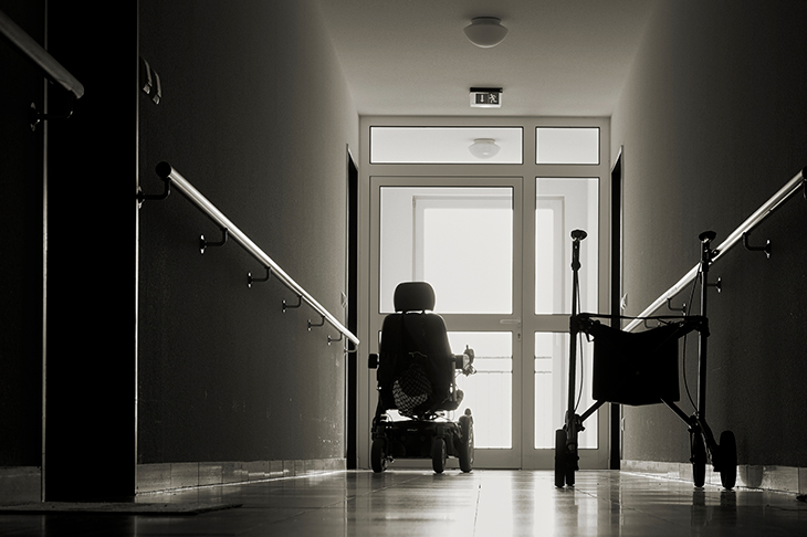 Dying of neglect: the other Covid care home scandal
