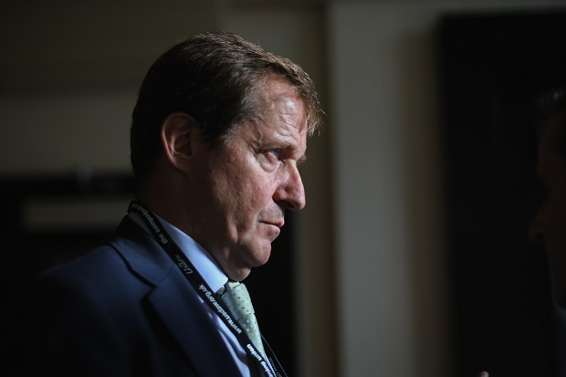 The BBC is allowing Alastair Campbell to pose as a moral arbiter. Seriously.