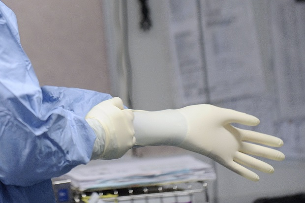 There are better ways to screen for illness than an internal vaginal examination. (Image: JEAN-SEBASTIEN EVRARD/AFP/Getty Images)