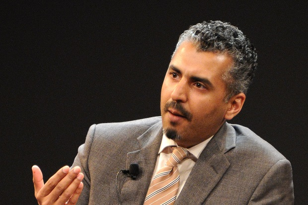 Maajid Nawaz deserves support. If the Lib Dems won't provide it then the Tories must.