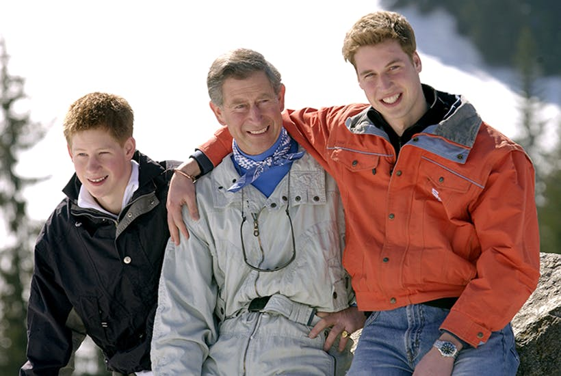 Warring Windsors: the real royal conflict is between Charles and his sons