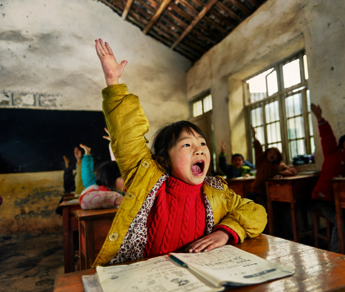 The sacrifices and rewards of a Chinese-style education