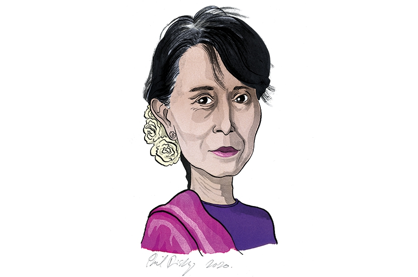 The truth about Burma's 'imprisoned princess'