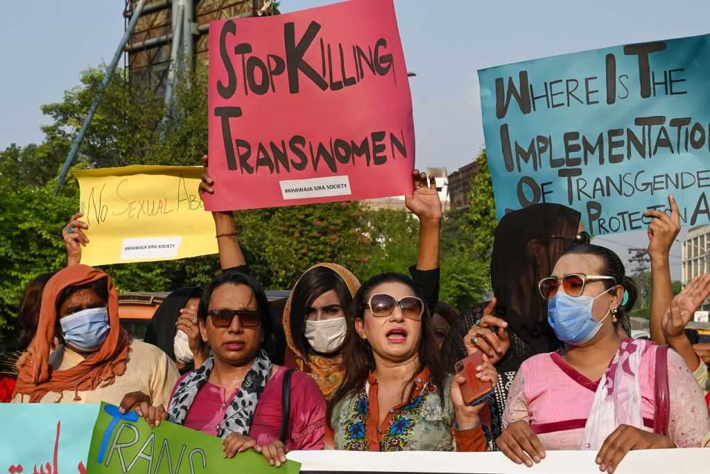 Do 'Terf hunters' care for Pakistan's persecuted trans people?