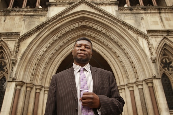 Former Relate counsellor Gary McFarlane is one of four Christians taking their cases to the European Court of Human Rights. Picture: Getty