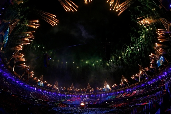 Olympics Opening Ceremony, Getty Images