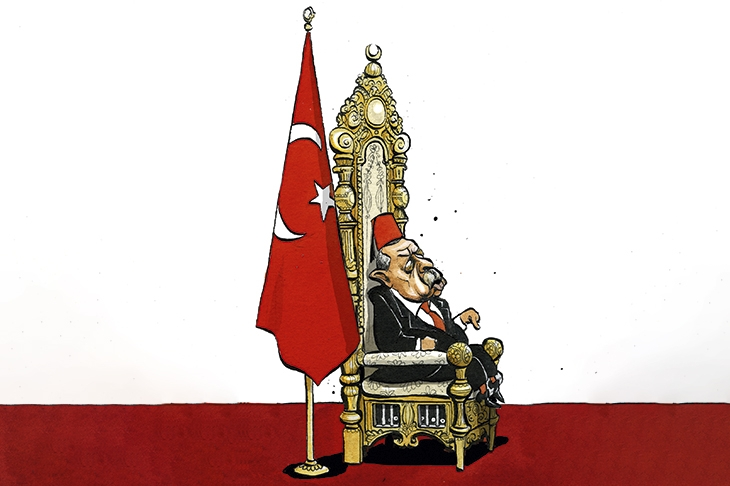 Erdogan's game: why Turkey has turned against the West
