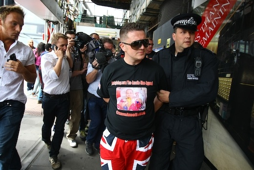 EDL March In Woolwich