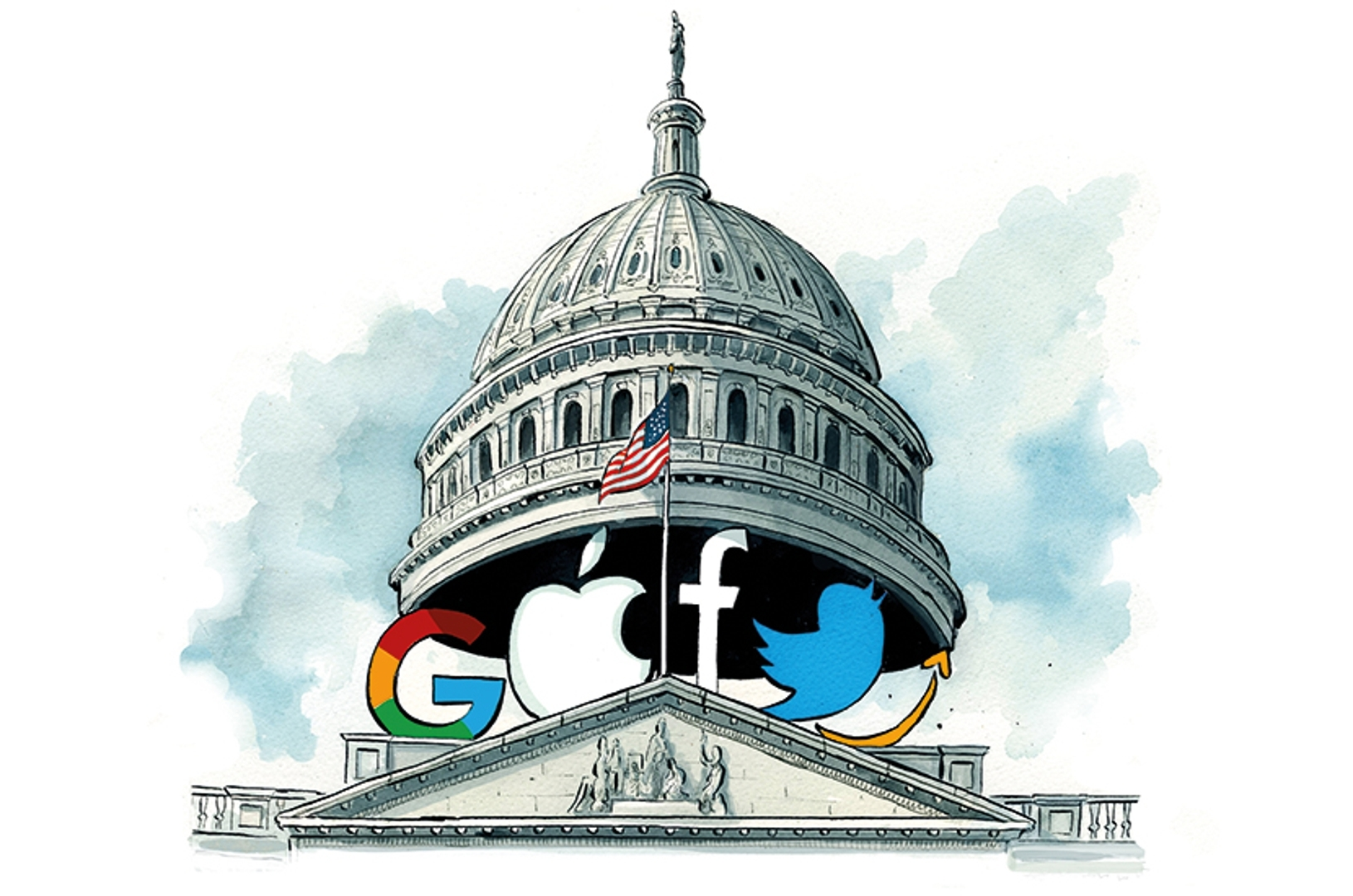 The tech supremacy: Silicon Valley can no longer conceal its power