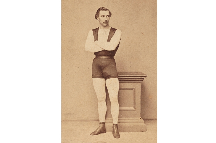 The daring young man who gave his name to the leotard