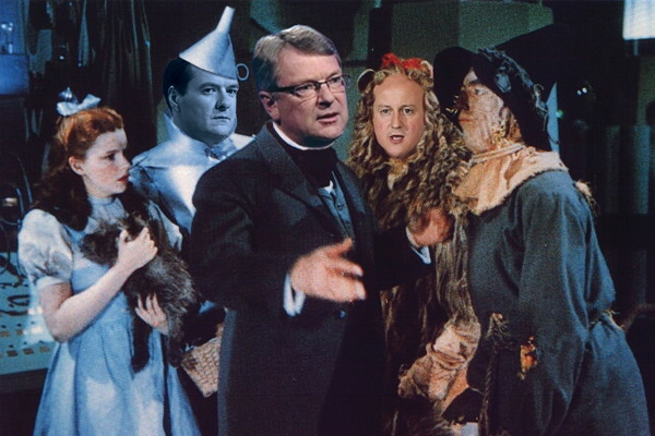 Has the Wizard of Oz had his say in the great benefits debate?