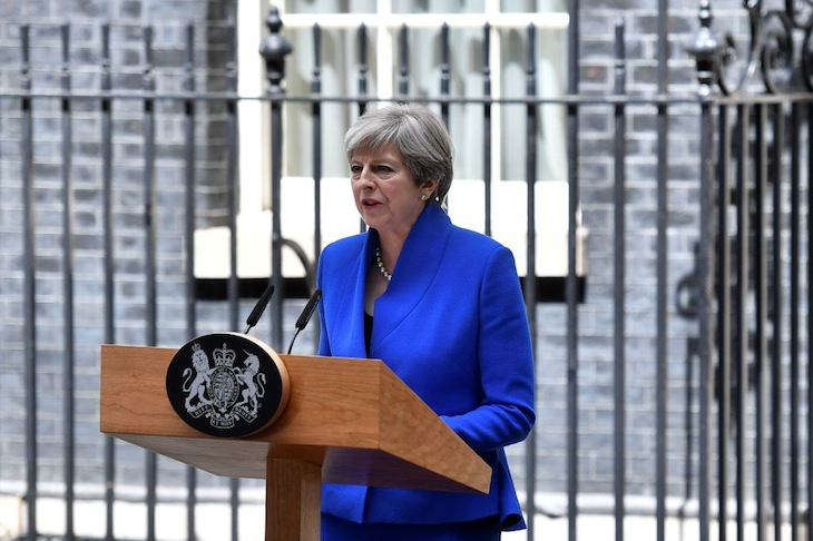 Theresa May has no one else to blame for this chaos