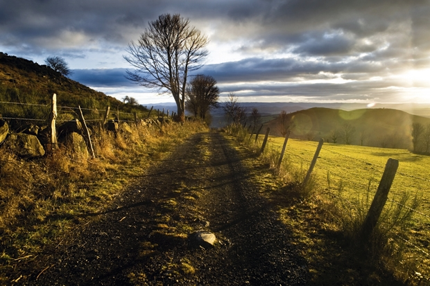 Notes on...Walking in the Auvergne