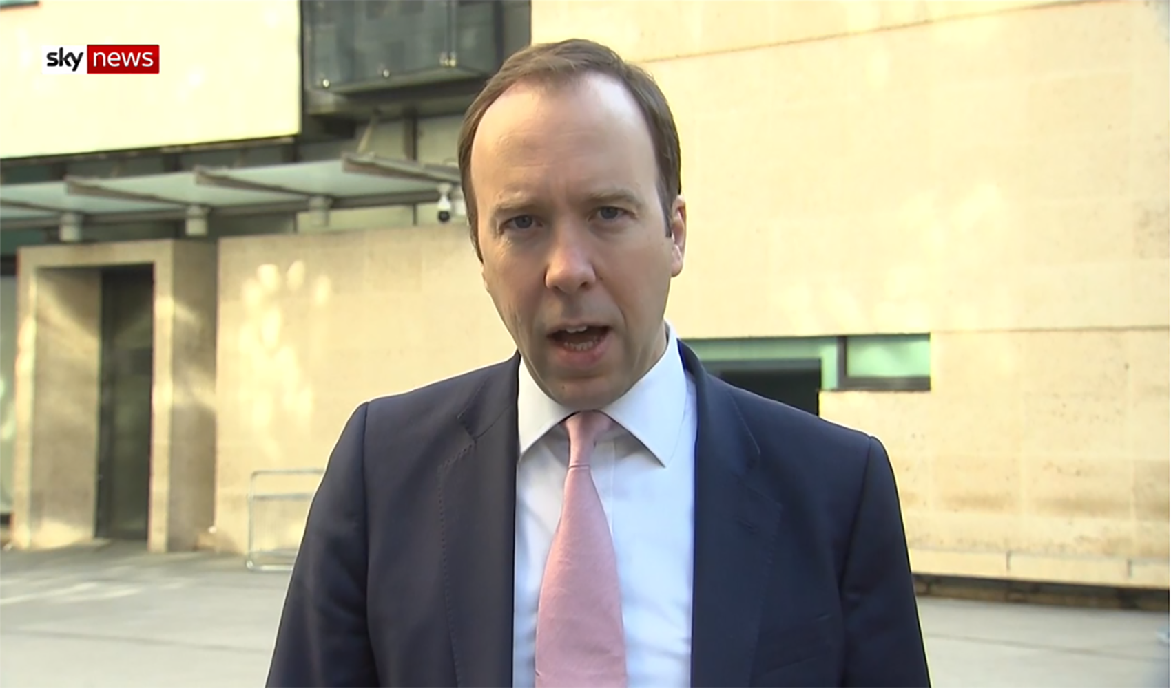 Sunday shows round-up: Outdoor exercise could be banned, says Health Secretary