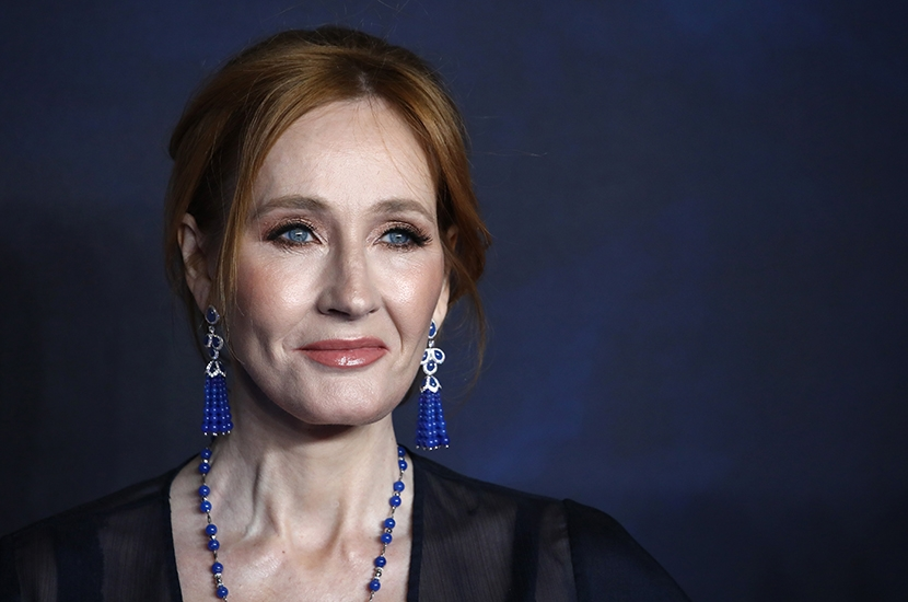 Welcome to the world you created, J.K. Rowling