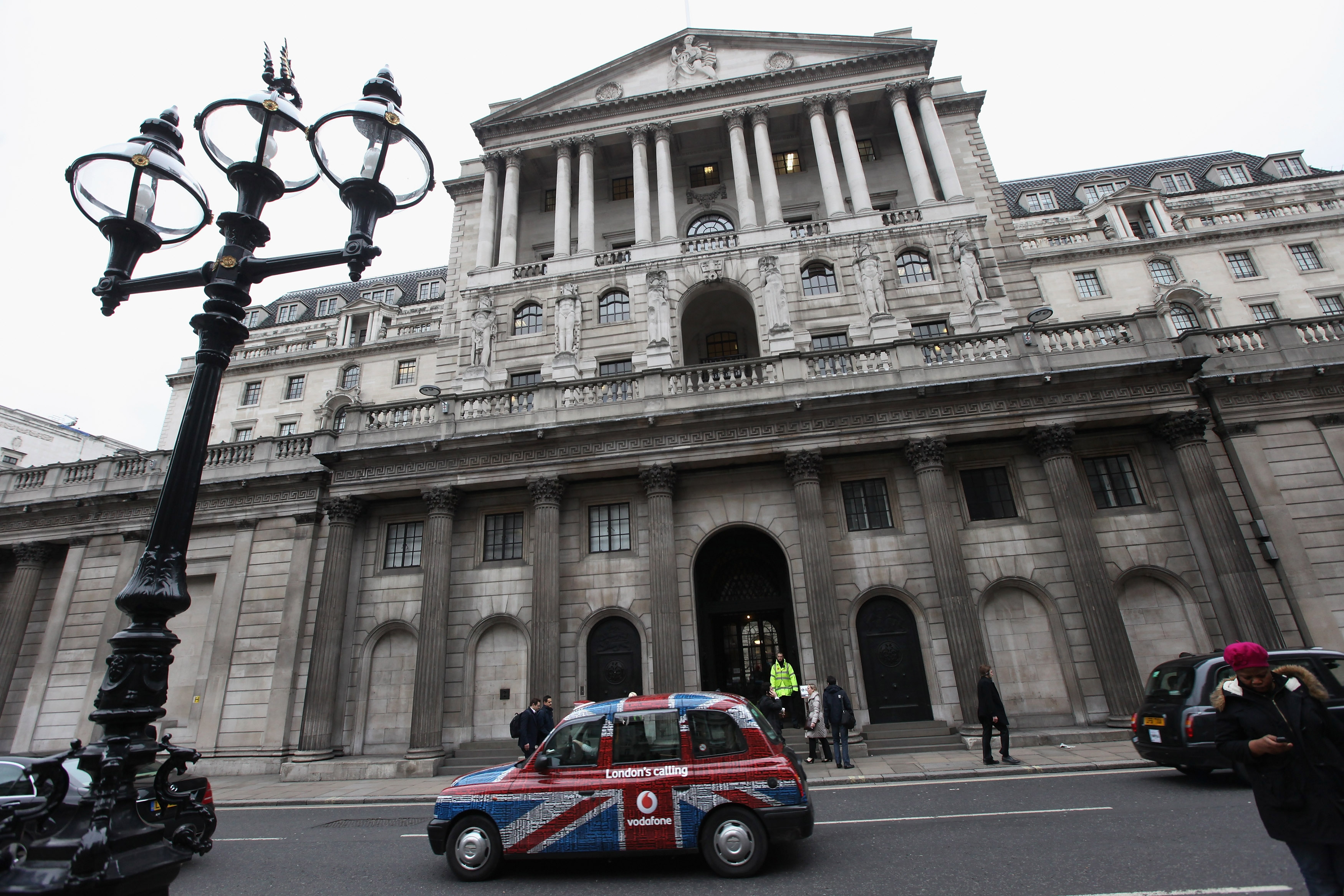 What's keeping the banks buoyant?