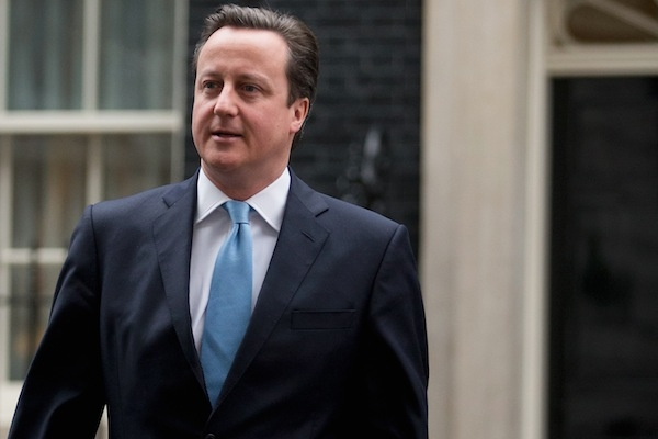 David Cameron manages to bat away Ed Miliband's attacks at PMQs today. Photo: Getty Images.