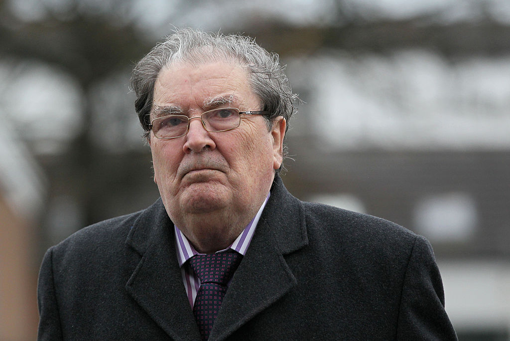 John Hume: a fighter for decent values