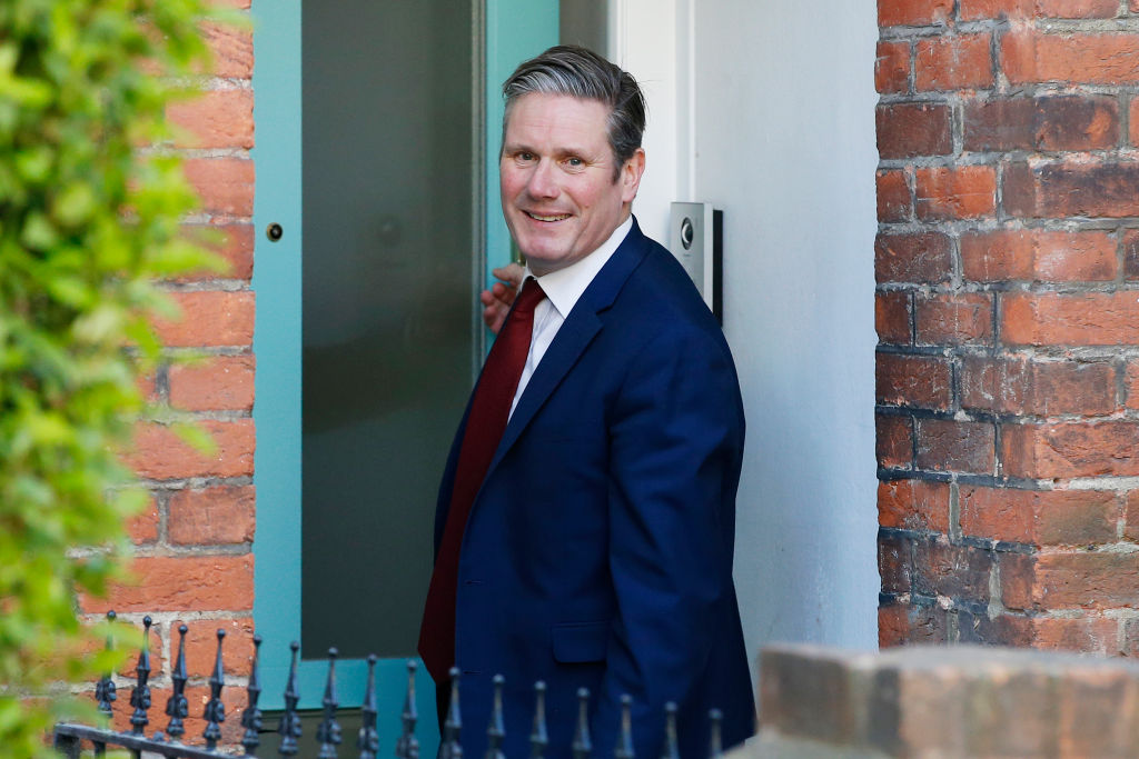 Keir Starmer's first challenges as Labour leader